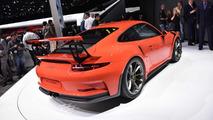 Porsche 911 GT3 RS at 2015 Geneva Motor Show