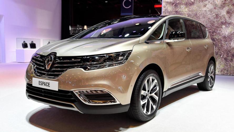 Le Renault Espace cru 2017 s'offre un nouveau moteur, mais pas que !