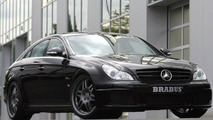 BRABUS B63 S Tuning for the Mercedes CLS 63 AMG