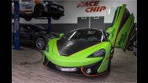 Kraftkur für Porsche und McLaren