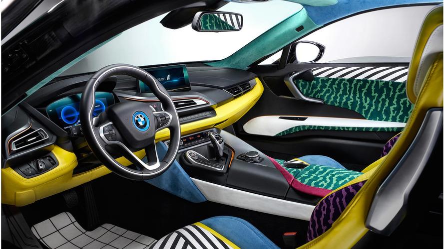 Bevállalnád? Extrém megjelenésű BMW i3 és i8