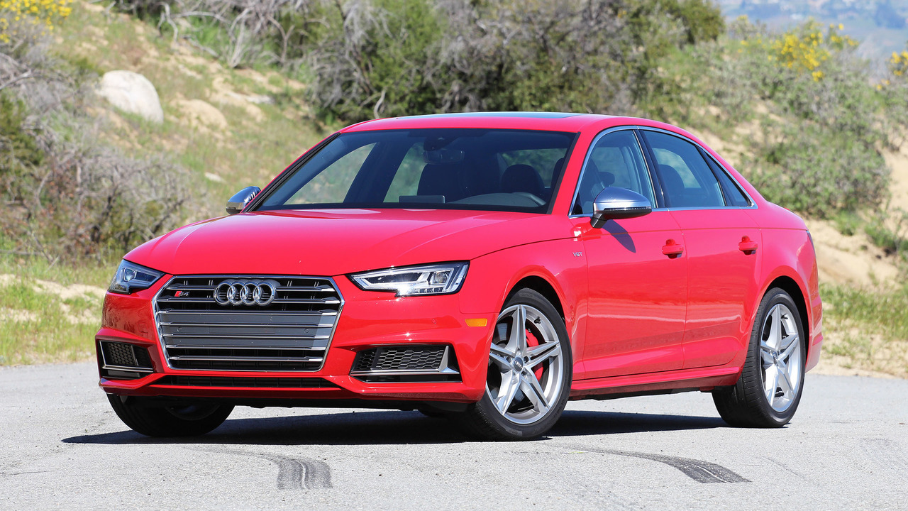 2018 audi s4 first drive just right yet again. Black Bedroom Furniture Sets. Home Design Ideas