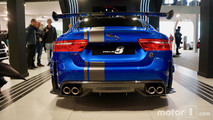 Jaguar XE SV Project 8 Goodwood