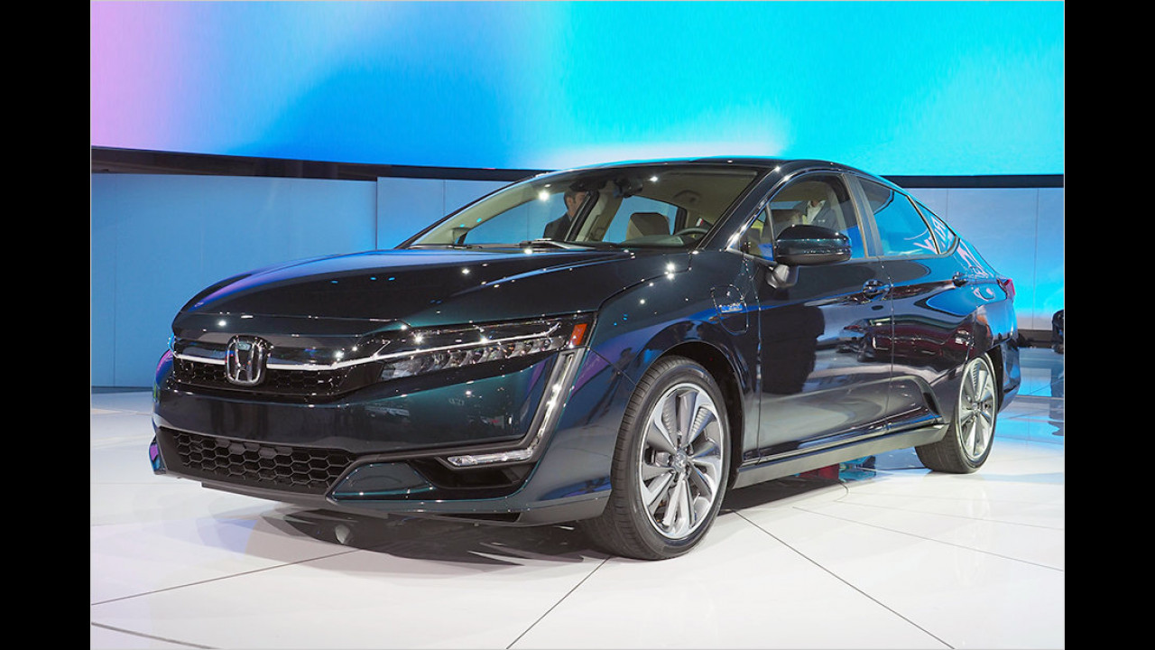 Honda Clarity Electric und Plug-in Hybrid