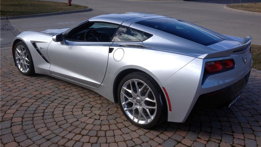 Vente aux enchères Chevrolet Corvette par Barrett-Jackson