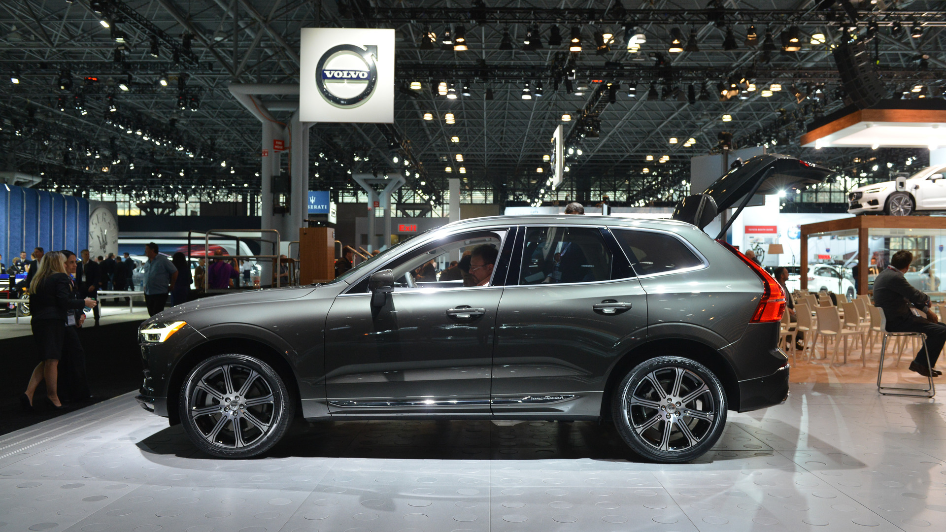 watch youtube suv volvo review