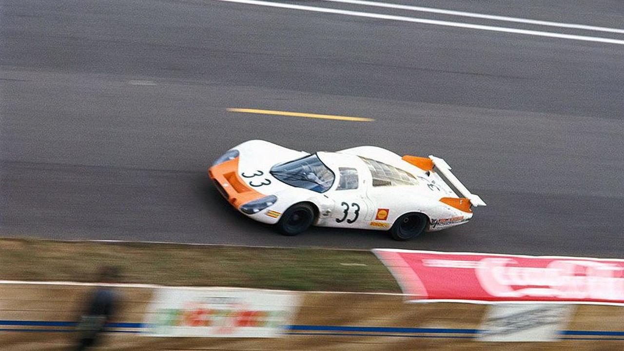 Porsche 908 Le Mans 1968 3