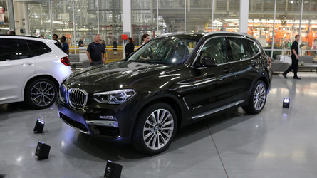 2018 BMW X3 Unveiled With Strong M40i Version