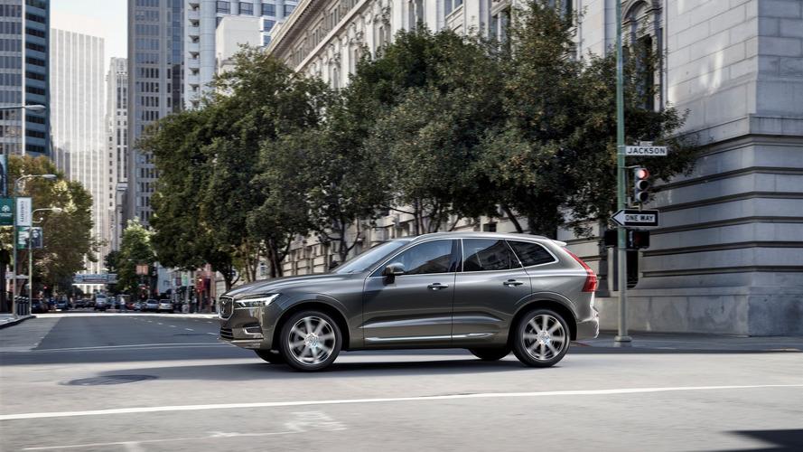 Volvo Cars enregistre des ventes record en 2017