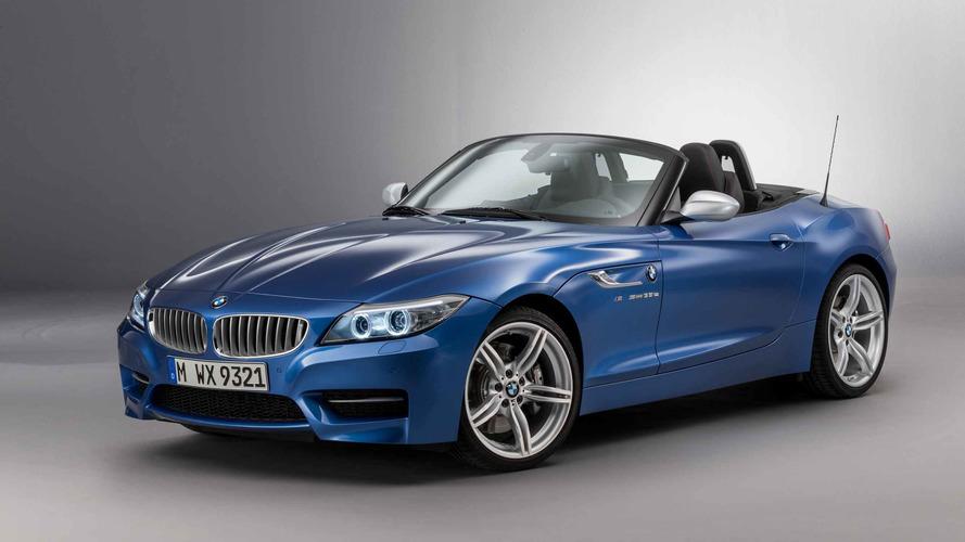 2017 BMW Z4 Review