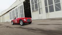 1950 Ferrari 166 MM Barchetta