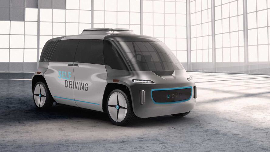 World's First Modular Autonomous Car Drafted In Silicon Valley
