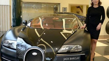 Saleswoman has sold 11 Bugatti Veyrons worth 13M GBP in one year