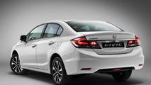 2013 Honda Civic Sedan (Euro-spec) 30.05.2013
