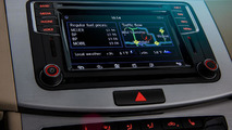 Volkswagen infotainment system with App-Connect