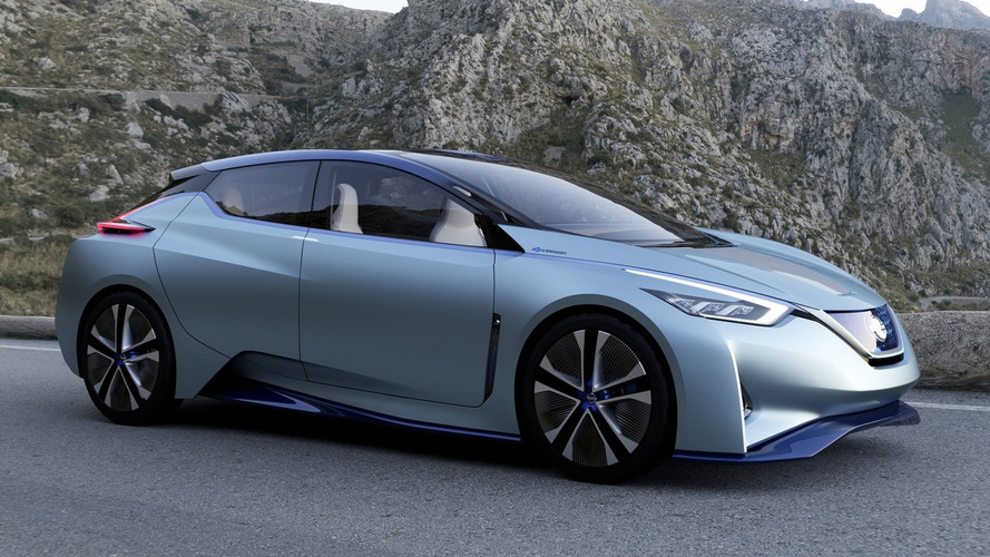 Nissan to introduce a range-extended model