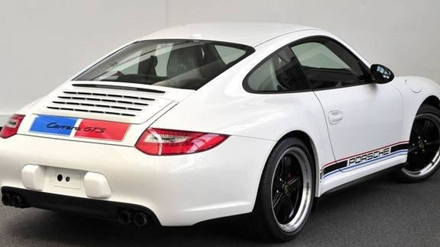 Porsche 911 Carrera GTS B59 revealed