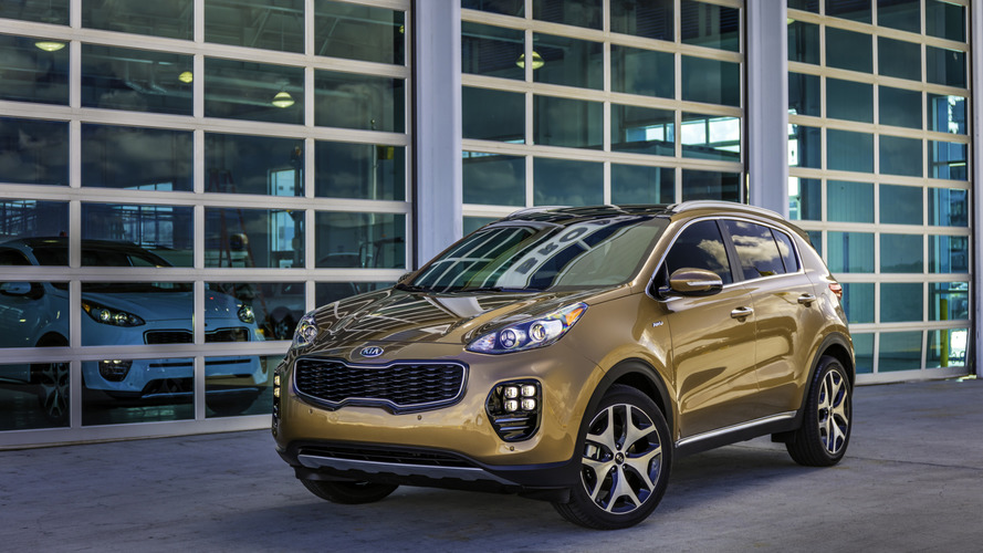2017 Kia Sportage grabs Top Safety Pick+ award from IIHS