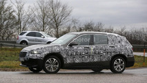 X1 plug-in hybrid spied, likely badged Zinoro