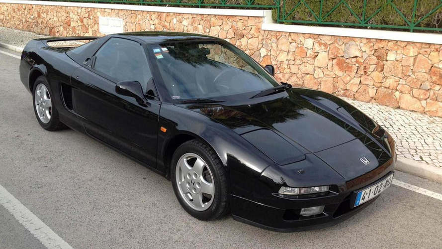 1992 Honda NSX owned by Aryton Senna headed for auction