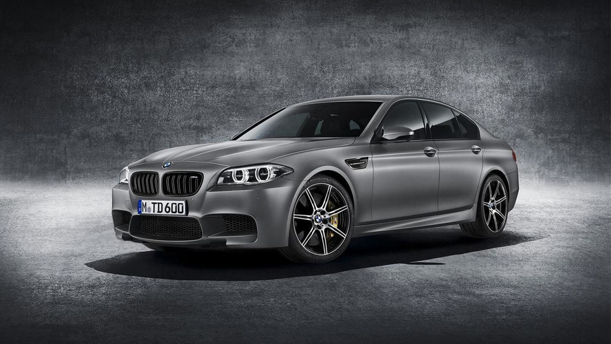 BMW M5 30 Jahre M5 listed on eBay for 200,000 USD