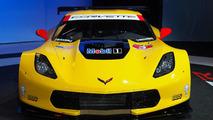 2014 Chevrolet Corvette C7.R live at 2014 NAIAS