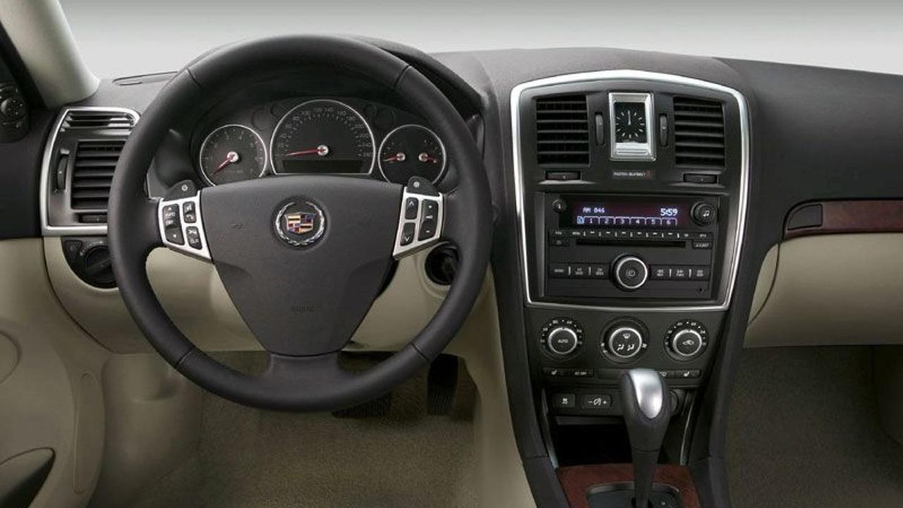 Cadillac BLS Interior