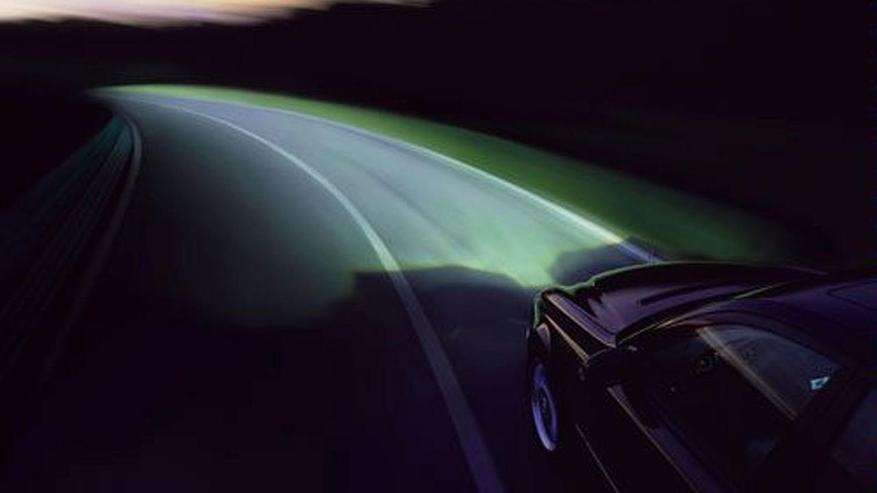 Mercedes-Benz - Swivelling headlamps