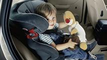 Mercedes-Benz child seat: KID model