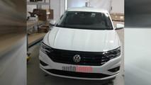 Volkswagen Jetta 2017 sans camouflage