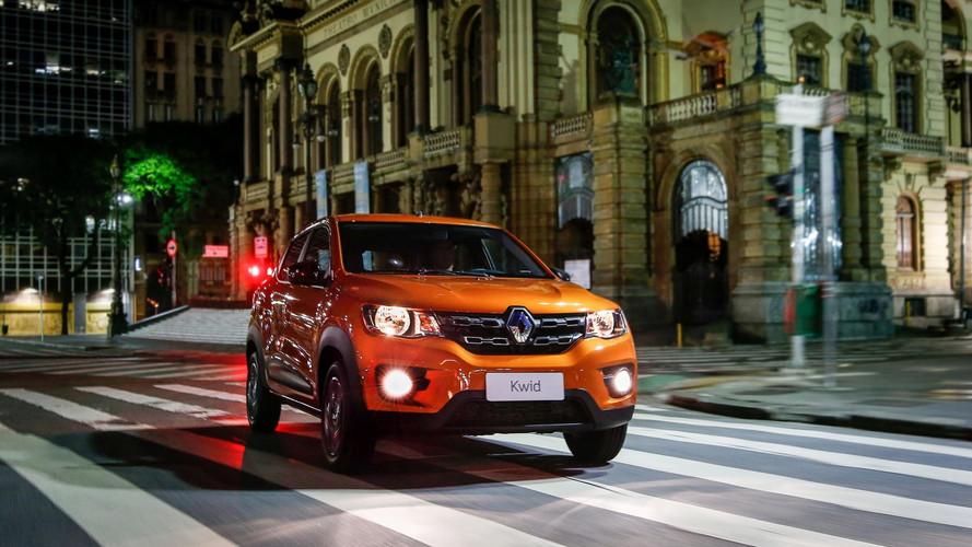 Mais vendidos no varejo – Renault Kwid é pódio em março