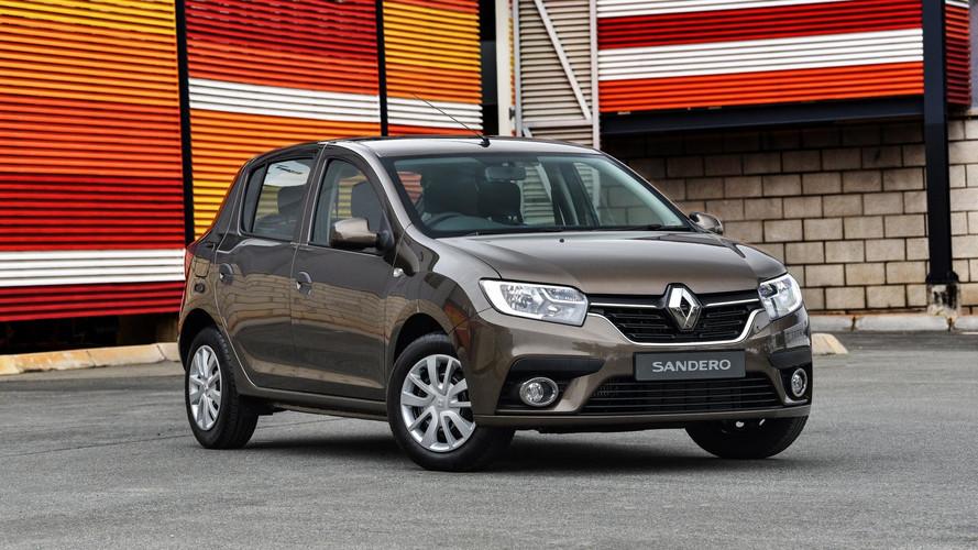 Renault Sandero reestilizado no Brasil será mais refinado