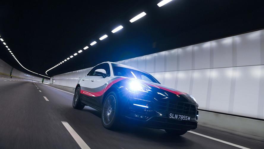 Le Porsche Macan Turbo s'offre un Pack Performance