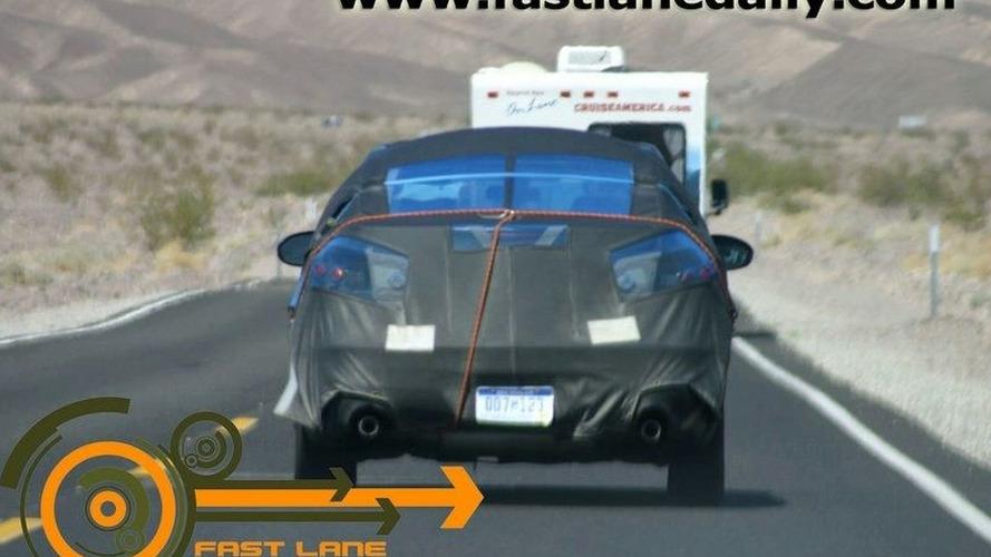 Mazda2 MPS Spied?