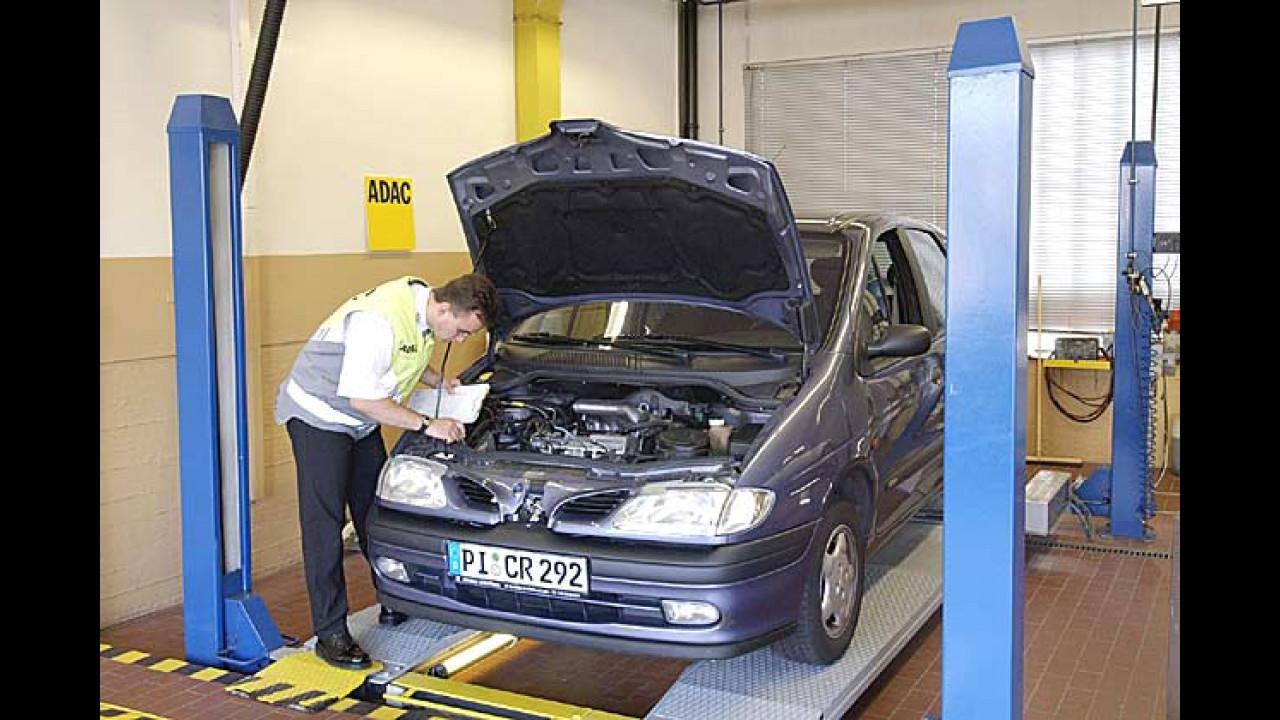 Werkstatt-Test 2004