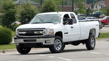 2010 Chevy Silverado Heavy Duty Spied