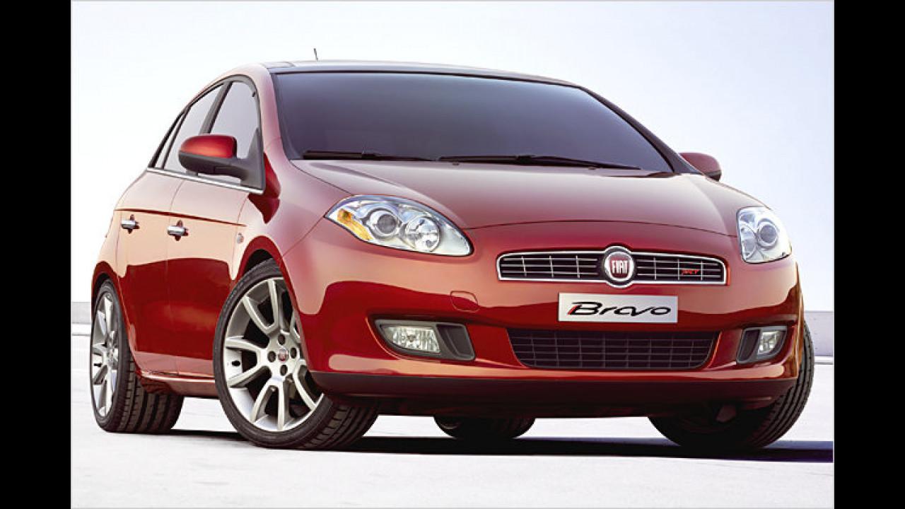 Neuer Fiat Bravo