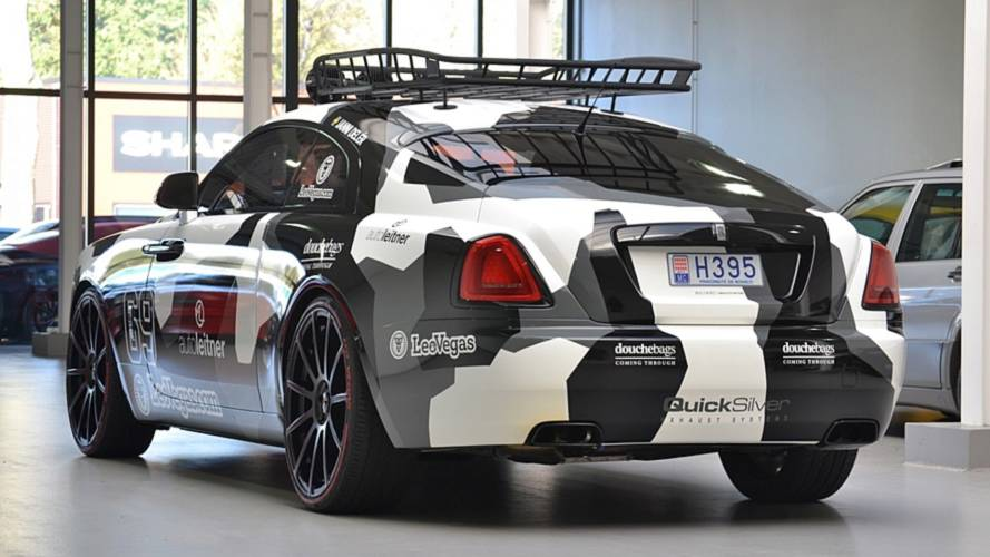 Jon Olsson's Wraith For Sale