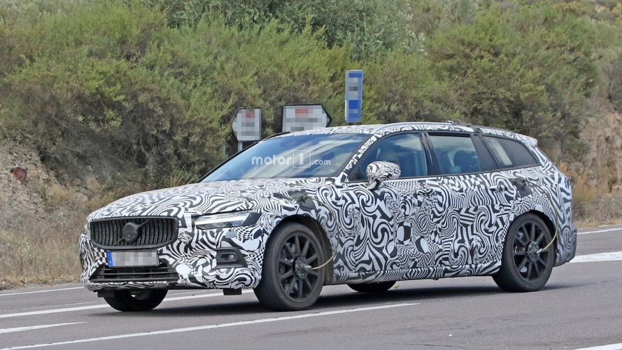 Volvo Already Testing Hot V60 – Could It Be A New R Model?