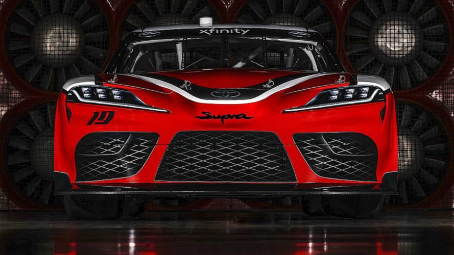 Goodwoodban és a NASCAR-ban is megmutatja magát az új Toyota Supra