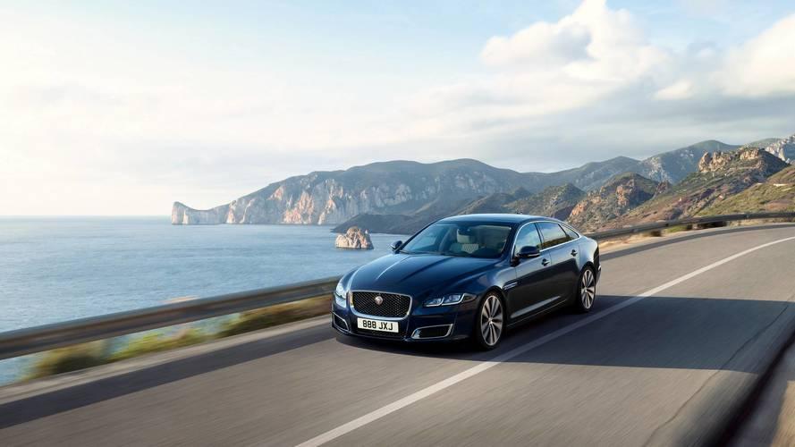 2019 Jaguar XJ50