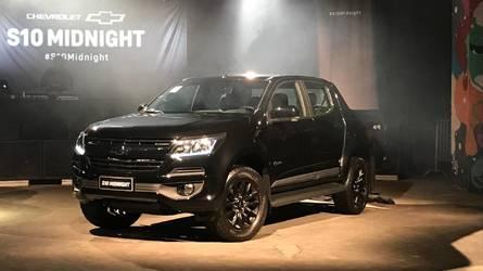 Chevrolet S10 ganha pegada esportiva com edição Midnight