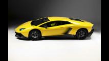 Lamborghini Aventador LP720-4 50° Anniversario. Le prime foto