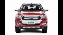 Ford Ranger 2016: veja primeiras fotos da versão para a América do Sul