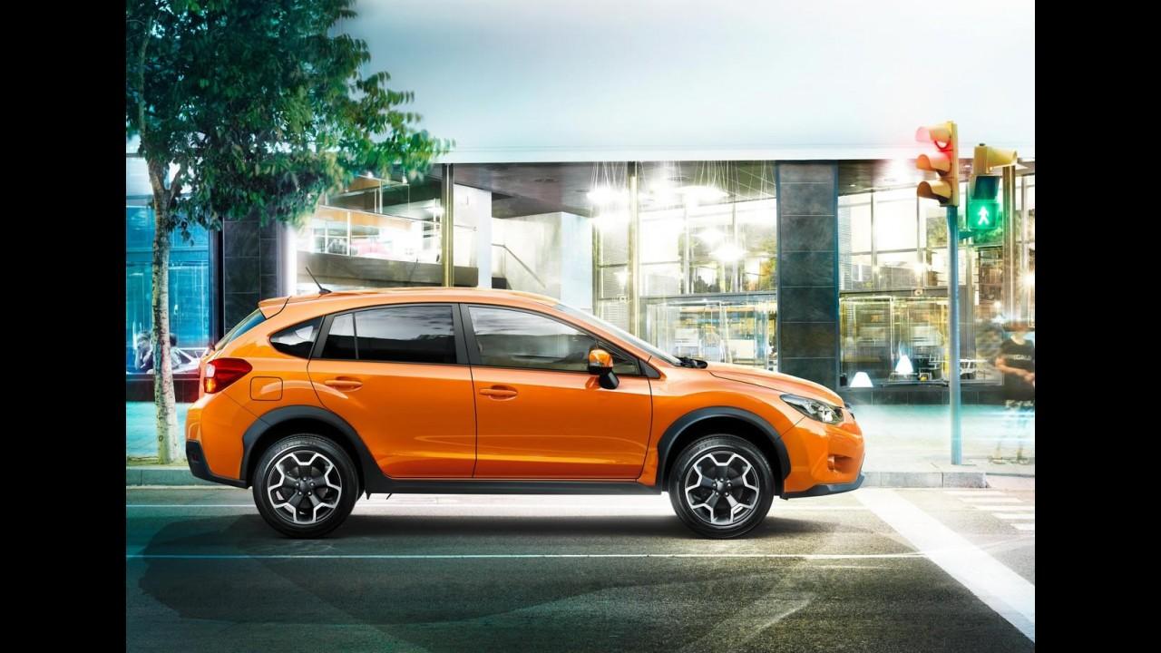 Salão de Frankfurt: Subaru XV 2012 é apresentado oficialmente