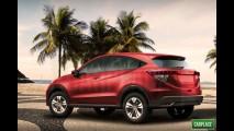 Futuro brasileiro, Honda Urban SUV de produção deverá se chamar CR-U