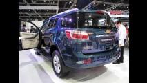 Chevrolet TrailBlazer 2013: Fotos e vídeo do modelo lançado na Tailândia