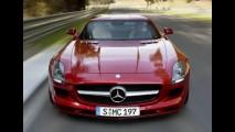 Mercedes SLS é escolhido como