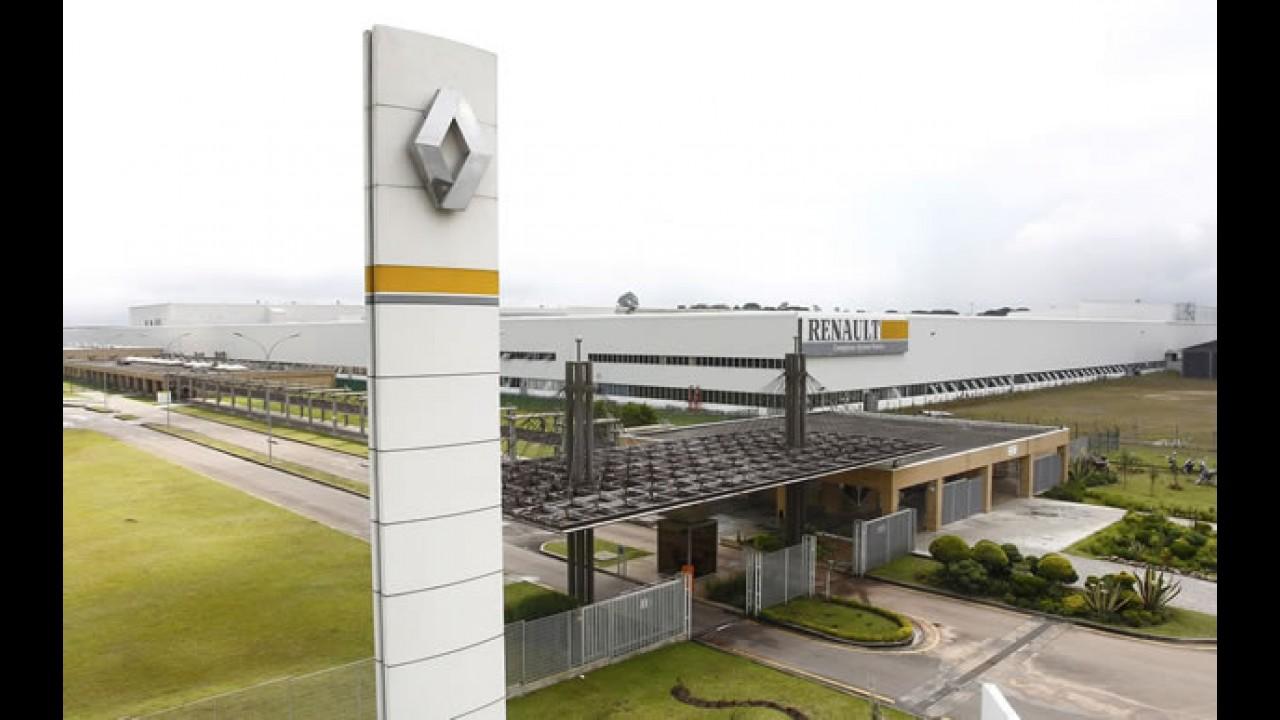 Mirando o futuro: Renault quer 400 concessionárias no Brasil até 2016