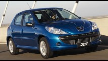 Peugeot anuncia Recall do 207 por risco do capô soltar